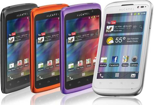Alcatel One Touch Play 991 en México con Telcel