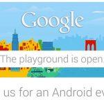 Google prepara evento para el 29 de octubre, podría ser la presentación de los Nexus