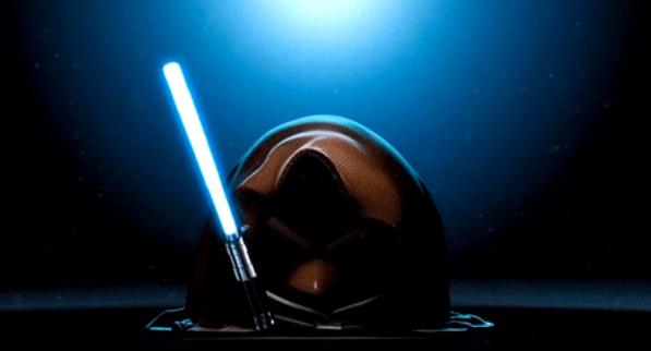 Angry Birds Jedi Star Wars