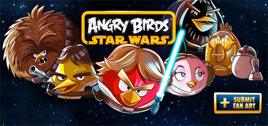 Angry Birds Star Wars una adelanto en video