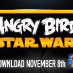 Angry Birds Star Wars para iPhone, iPad y Android para el 8 de septiembre