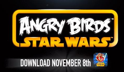 Angry Birds Star Wars descarga 8 de noviembre