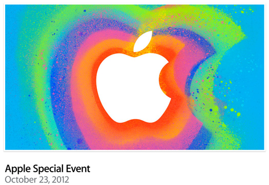 Apple evento del iPad mini en vivo en Apple TV