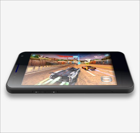 Blu Vivo 4.3 con Android Ice Cream Sandwich en México