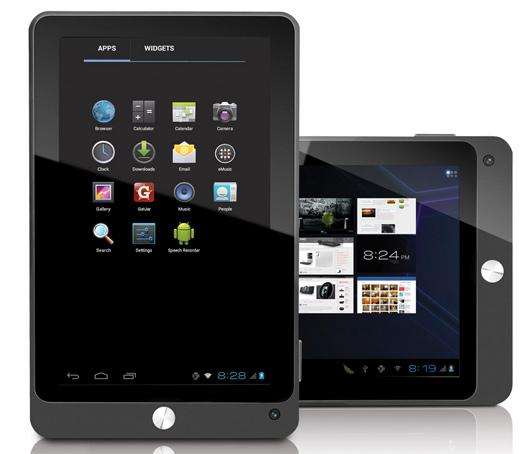 Coby Kyros tablets de 7, 8 y 10.1 con Android ICS en México