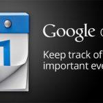Google Calendar app para Android ya en Play Store