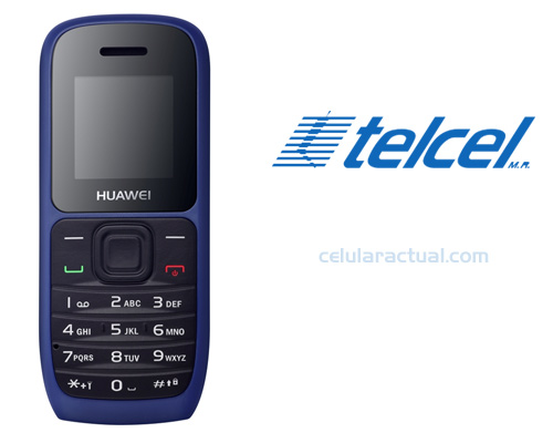 Huawei G2800S un básico ya en México con Telcel