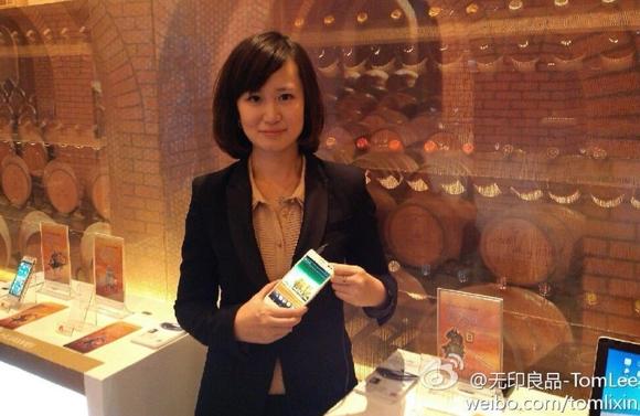 Huawei Ascend D2 con 5 pulgadas presentado en vivo