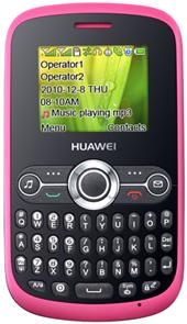 Huawei G6006 en México con Telcel Color rosa