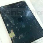 iPad mini se deja ver en color negro