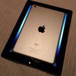 iPad mini de 32 GB en fotos comparada con el iPad y el iPhone 5