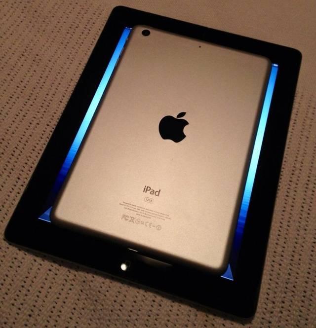 iPad mini de 32 GB comparación iPad 3
