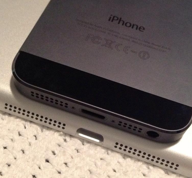 iPad mini de 32 GB comparación iPhone 5