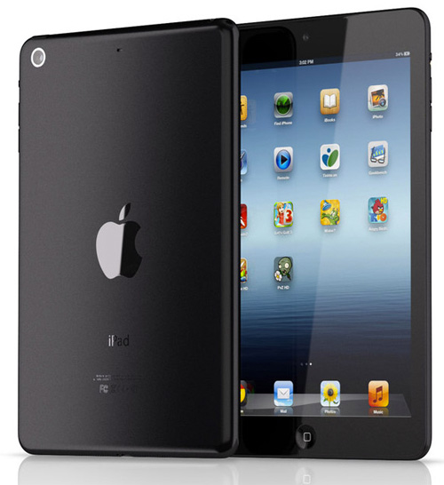iPad mini color negro