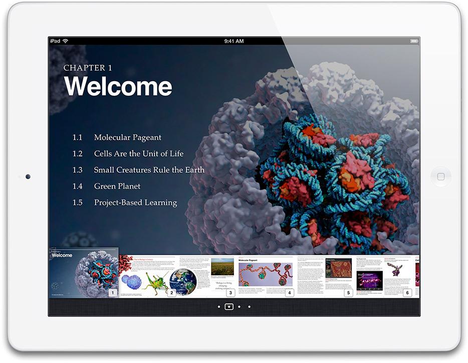 El nuevo iPad 4 y procesador con A6X chipset es oficial