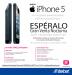 El iPhone 5 en venta nocturna en Mexíco con Cencel 1 de noviembre
