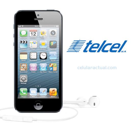 iPhone 5 precios en Telcel en planes de renta