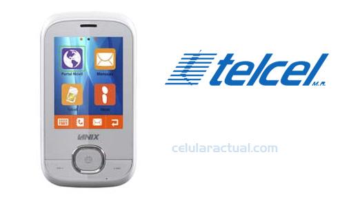 Lanix T65 con TV en Telcel