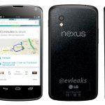 LG Nexus 4 se confirma con Android 4.2