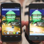LG Nexus fotos a detalle y comparado con el iPhone 5