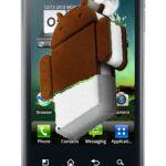 LG Optimus 2X obtendrá Android 4.0 Ice Cream Sandwich en poco tiempo