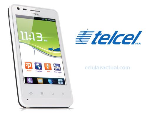 M4tel SS550 Genius Android 2.3 ya en Telcel