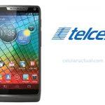 Motorola RAZR i con Intel a 2 GHz pronto en México con Telcel
