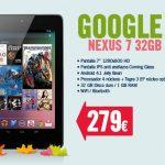 Nexus 7 de 32 GB aparece con precio en España