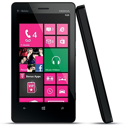 Nokia Lumia 810 con Windows Phone 8
