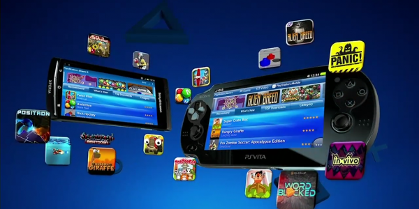 PlayStation Mobile Store App