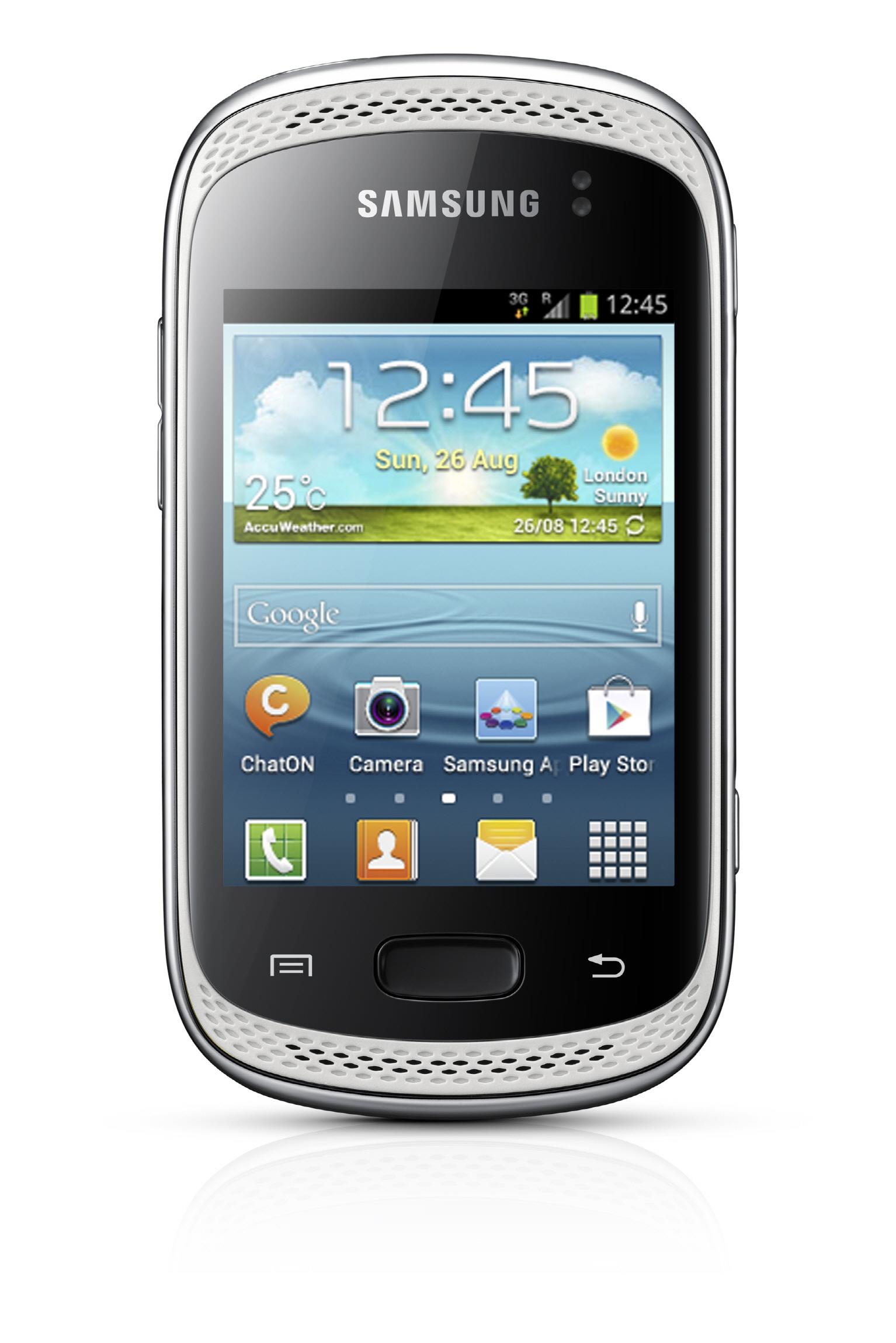 Samsung Galaxy Music y Galaxy Duos