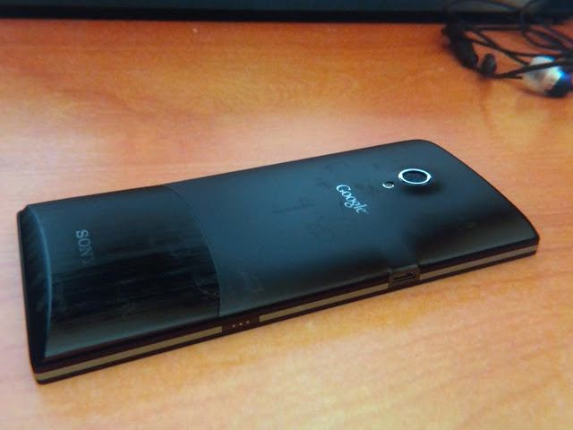 Sony Nexus X filtrado