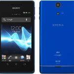 Sony anuncia el Xperia VL, es el Xperia V para Japón