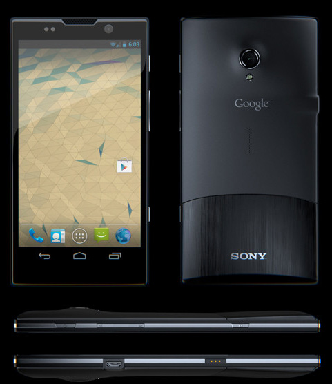 Sony Nexus X Fake
