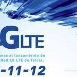Telcel lanza su Red 4G LTE el 6 de noviembre