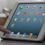 Video promocional del iPad mini