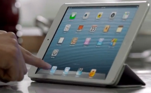 Video promocional del iPad mini