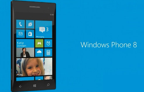 Windows Phone 8 device