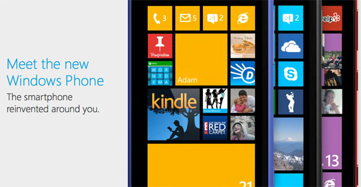 Windows Phone 8 es presentado oficialmente