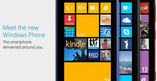 Windows Phone 8 es presentado oficialmente