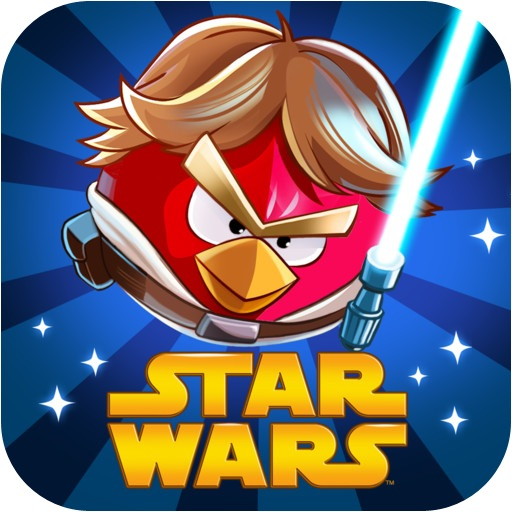 Angry Birds Star Wars icon App