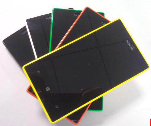 Nokia Lumia 830 imágenes en vivo