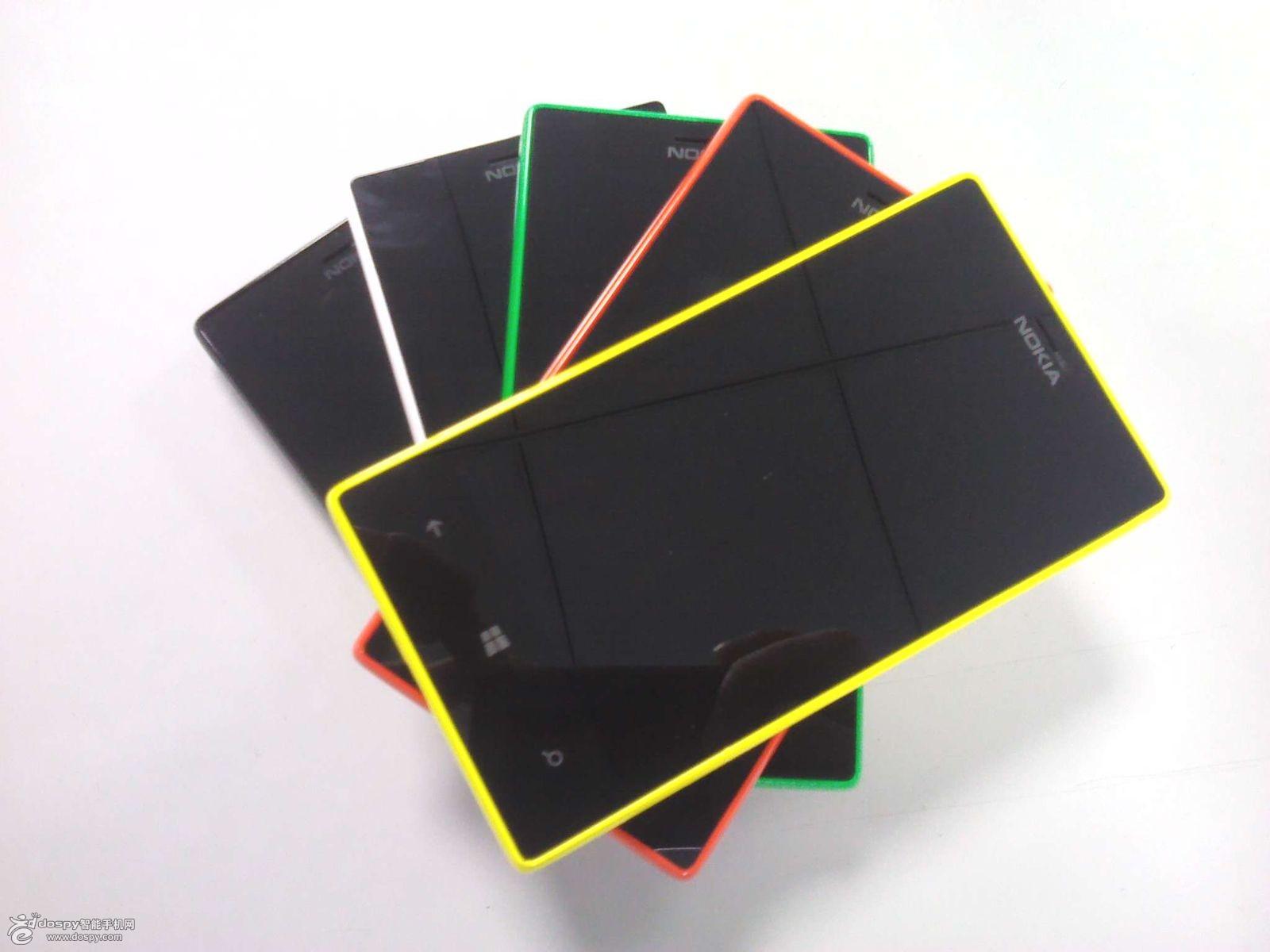 Nokia Lumia 830 imágenes en vivo colores