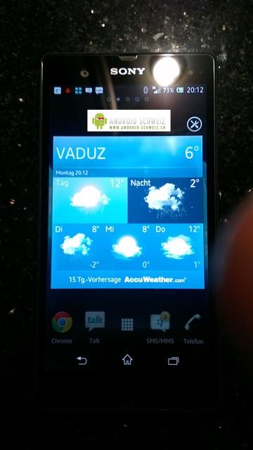 Sony C6603 Yuga con pantalla 5 pulgadas 1080p