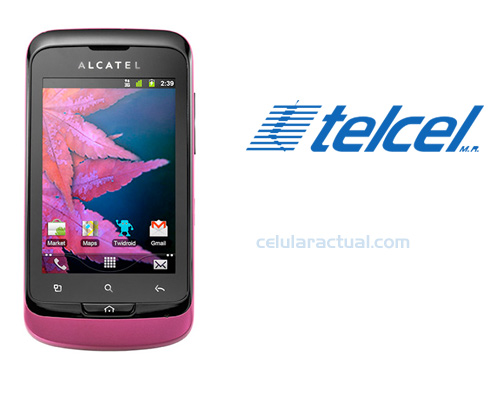 Alcatel One Touch 918 Mix en México con Telcel