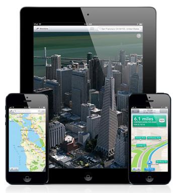 Apple Maps oficial