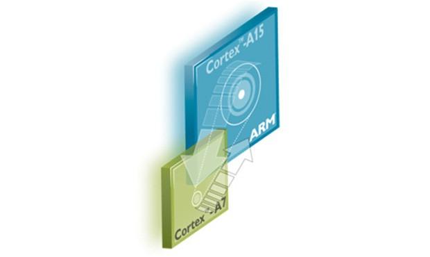 ARM Samsung chip de 8 núcleos para 2013