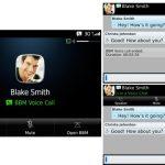 BlackBerry Messenger ahora con BBM Voice con llamadas mediante WiFi