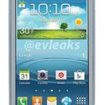 Samsung Galaxy Axiom en primer foto y especificaciones