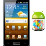 Samsung Galaxy S Advance obtendrá Android Jelly Bean 4.1 en enero